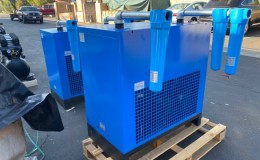 150 CFM Refrigerated Compressed Air Dryer 50HP