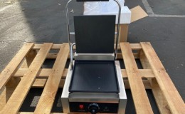 Tostato Supremo Double flat Sandwich Panini Grill ET-YP-1A3