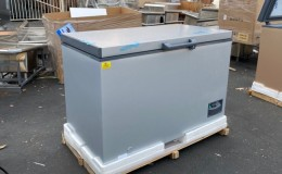 -65°C 328L medical laboratory deep chest freezer  65W418