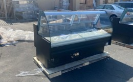 Fresh Red Meat Butcher  Refrigerated ShowCase NSF BBS1880