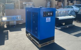500 CFM Refrigerated Compressed Air Dryer 100HP