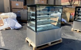 48 Bakery refrigerator Refrigerated  Display Case RT-4F