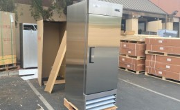 Clearance restaurant One Door Refrigerator 21031323