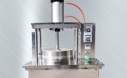 Automatic Pizza Dough Press Pizza Spinner