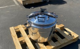 75 Liters Commercial Largest Size Pressure Cooker