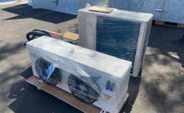 Walk-In Freezer 3 hp Cooling System W3HP