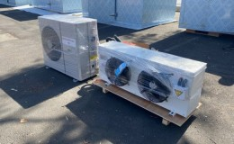 Walk-In Freezer 4 hp Cooling System W4HP