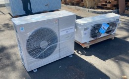 Walk-In Refrigerator cooler 4 HP Cooling System W4HP