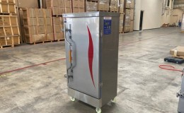 12 pan electric seafood Steam Cooking Cabinet  C12