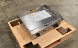 Commercial Electric Countertop Griddle Flat Top Grill 552C