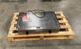 220v Electric Countertop Griddle 820