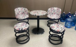 Fashion store Restaurant Furniture table Chair SP122