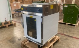 NSF 5 pan Full Size Insulated Heated Holding Proofing Cabinet HF