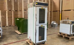 NSF 10 pan Full Size Insulated Heated Holding Proofing Cabinet