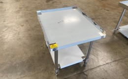 All Stainless Steel Base Equipment Stand NSF SD2824