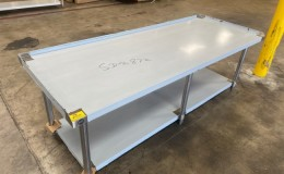 All Stainless Steel Base Equipment Stand NSF SD2872