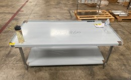 All Stainless Steel Base Equipment Stand NSF SD2860