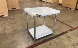 All Stainless Steel Table NSF 36W x 30D x34H inches