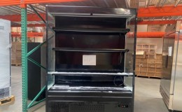 Clearance 60 in open air Refrigerated Merchandiser NSF 10181