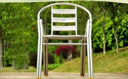 Stainless steel outdoor  chair