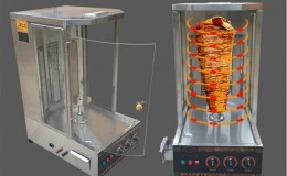 Clearance Doner Kebab Shawarma Turkey machine 21031309