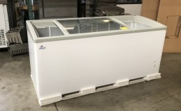 NSF 72 inches Chest Glass door  Freezer SD651S
