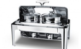 Steam buffet warmer 35