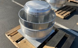 NSF 1 HP 2100-3900 CFM restaurant Exhaust Fan 14HBS
