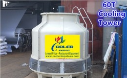Industrial cooling tower 10 20 40 50 60 90 100 150 T