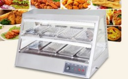Clearance Food Court Heat Pizza Display Warmer 21031301