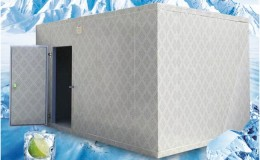 Walk-In freezer W6-D10-H7.2