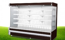 60 ins Open Air Curtain Remote Cooled Merchandiser